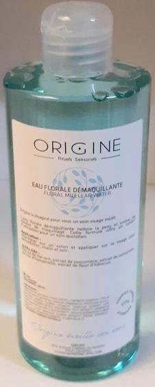 eau demaq origine